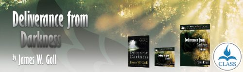 Deliverance from Darkness Curriculum