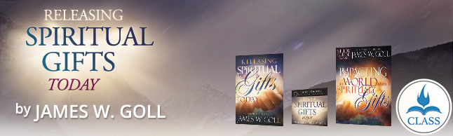 Releasing Spiritual Gifts Today - banner