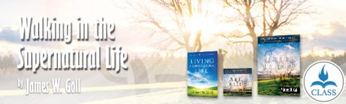 Walking in the Supernatural Life Curriculum