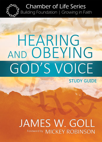 Hearing and Obeying God's Voice