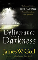 Deliverance From Darkness - book