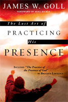 The Lost Are of Practicing His Presence - book