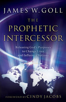 The Prophetic Intercessor - book