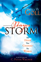 Prayer Storm - book