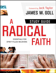 A Radical Faith - study guide
