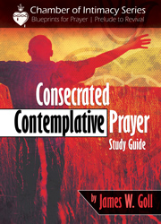 Consecrated Contemplative Prayer - study guide