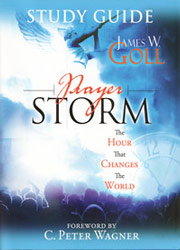 Prayer Storm - study guide