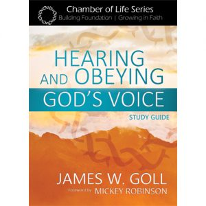 Hearing and Obeying God's Voice Study Guide