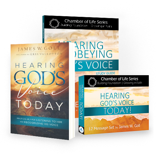 Hearing God's Voice Today Curriculum