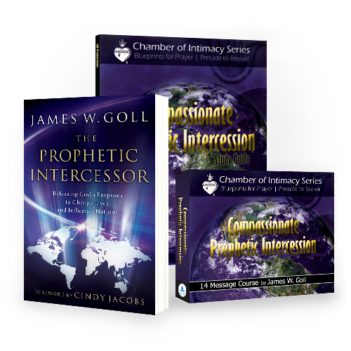 compassionate prophetic intercession curriculum