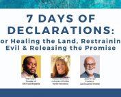7 Days of Declarations