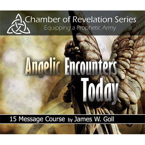 Angelic Encounters Today Class