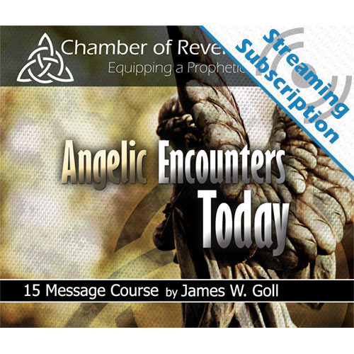 Angelic Encounters Today Class Monthly Streaming