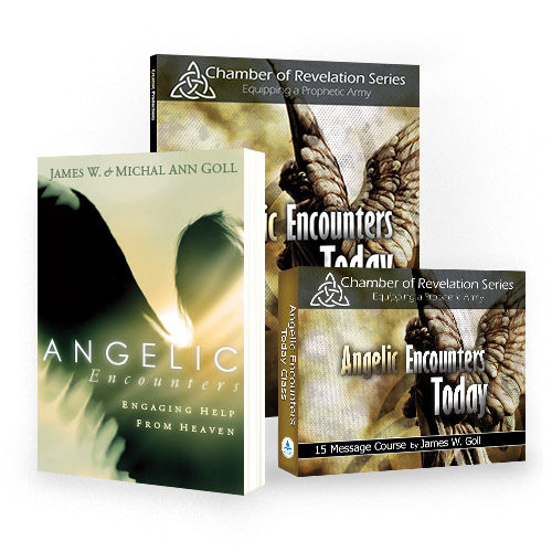 Angelic Encounters Today Curriculum Kit