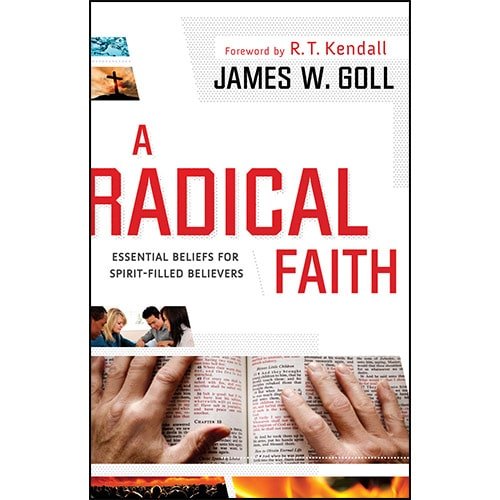 a radical faith book