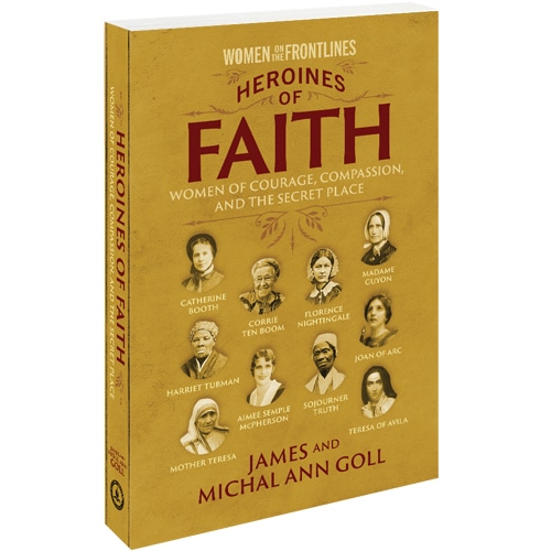 Heroines of Faith book