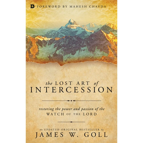 the lost art of intercession