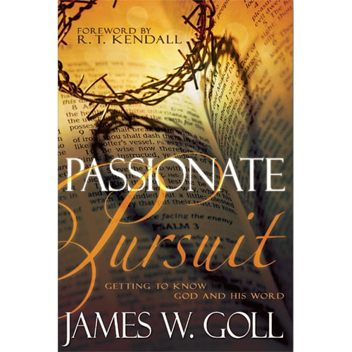 passionate pursuit book