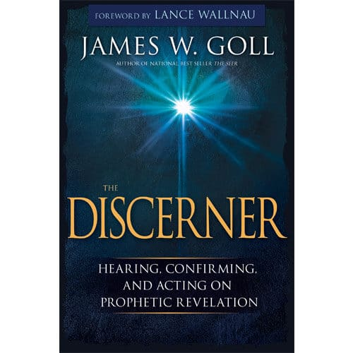 The Discerner book