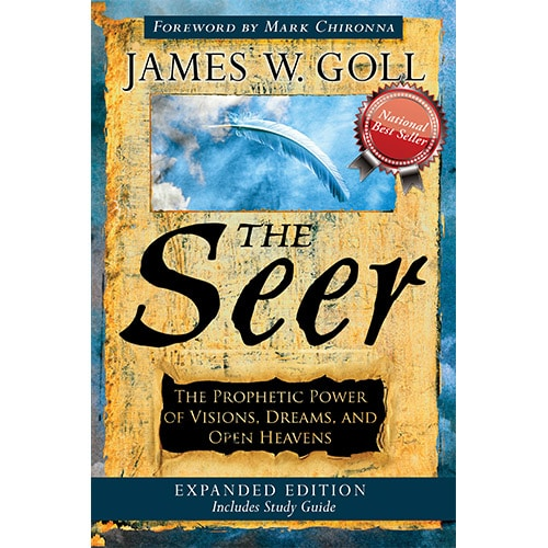 The Seer book