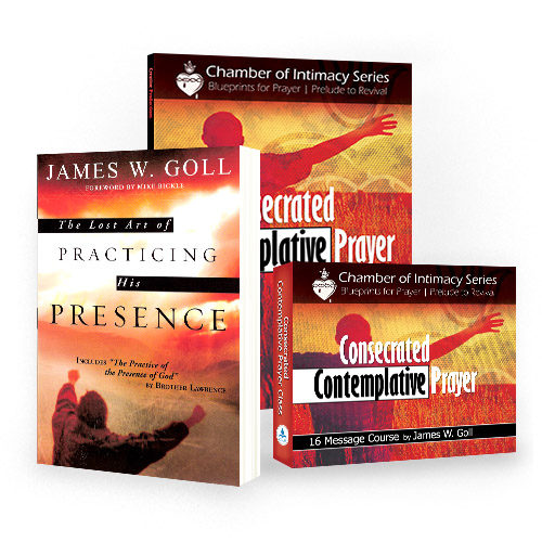 Consecrated Contemplative Prayer Curriculum Kit