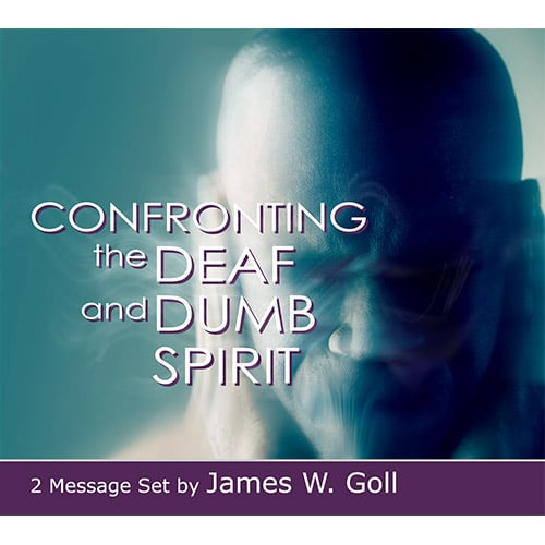 Confronting the Deaf and Dumb Spirit