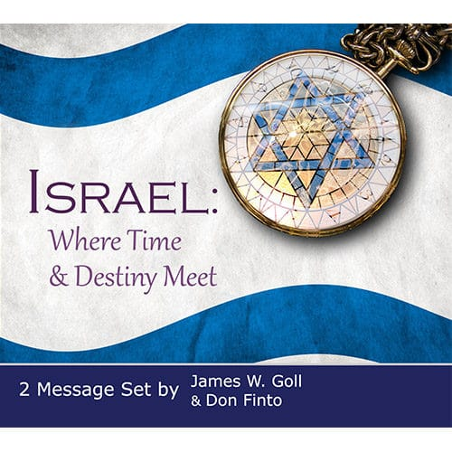 Israel Where Time and Destiny Meet