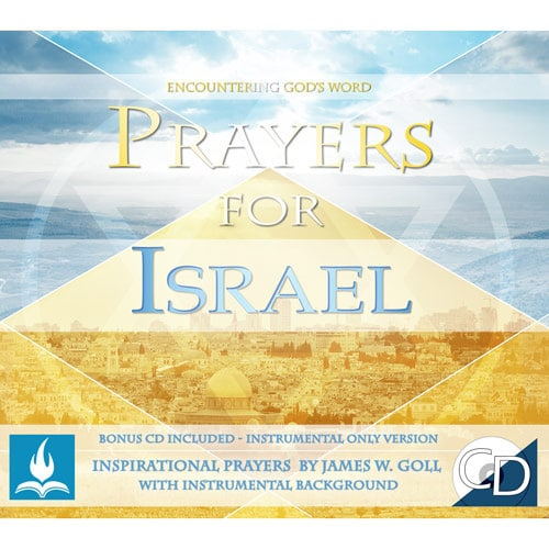 Prayers for Israel CD Set
