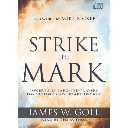 Strike the Mark Audiobook 6 CD Set