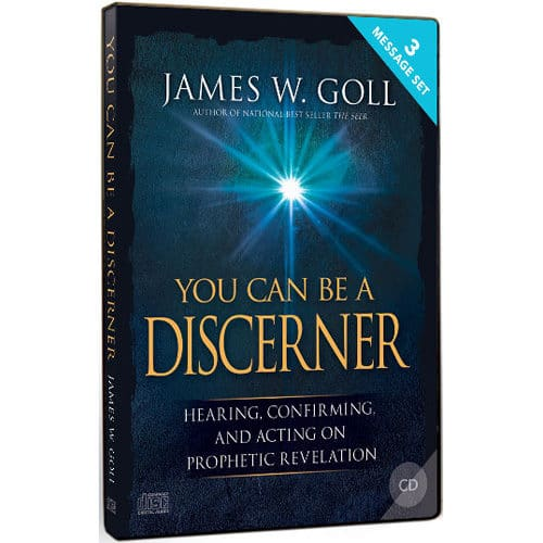 You Can Be A Discerner - 3 CD Set