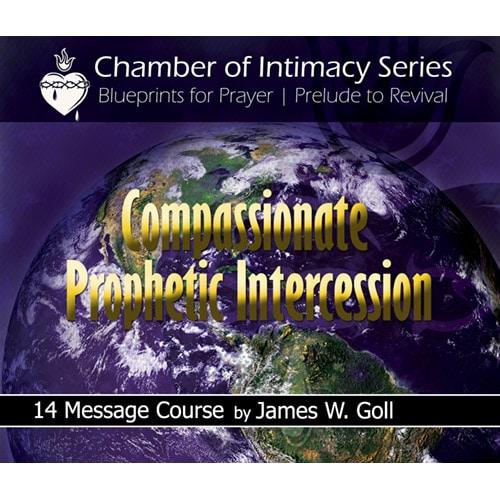 Compassionate Prophetic Intercession Class