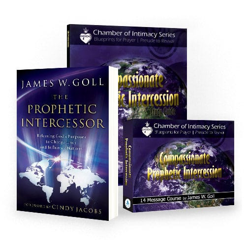 Compassionate Prophetic Intercession Curriculum Kit
