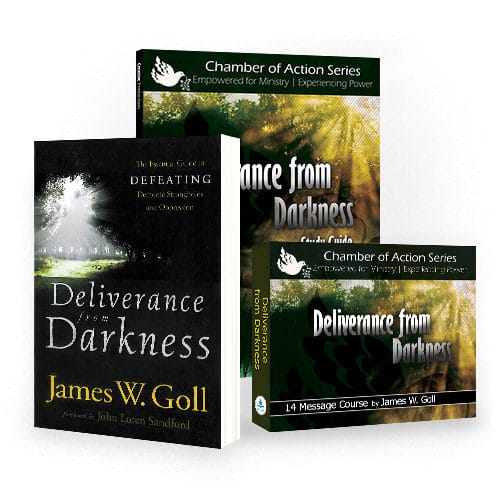 Deliverance from Darkness Curriculum Kit