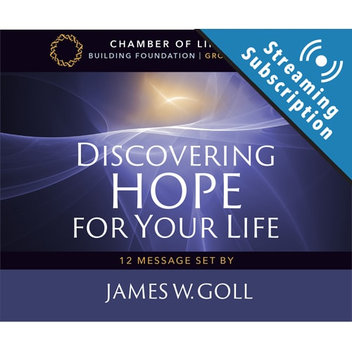 Discovering Hope for Your Life Streaming Subscription
