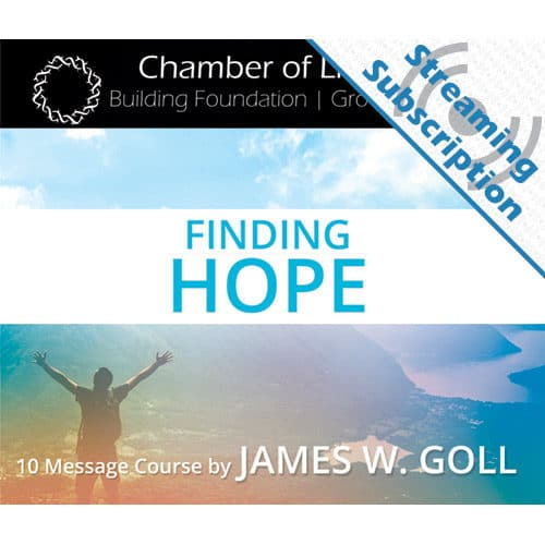 Finding Hope Class Monthly Streaming