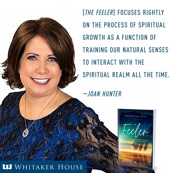 Joan Hunter quote