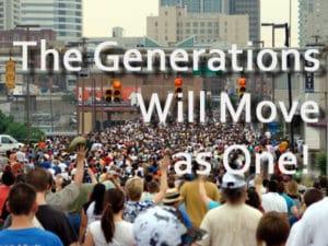 Joning the Generations