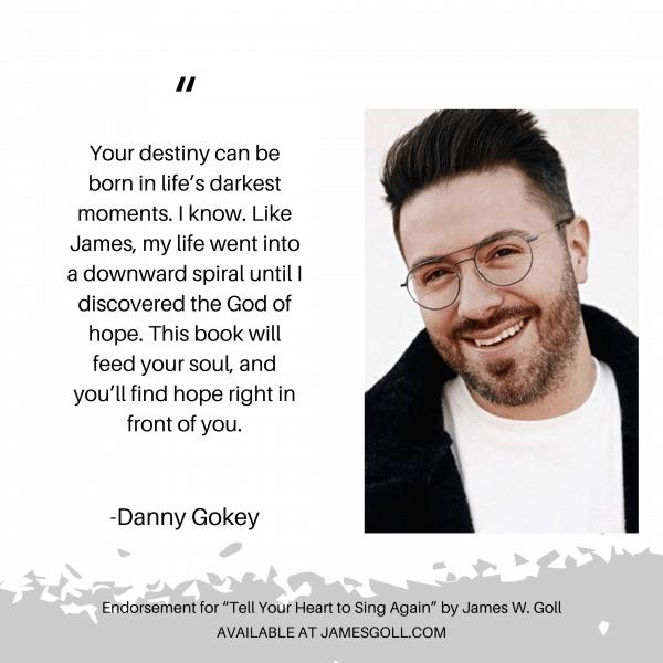 Danny Gokey quote