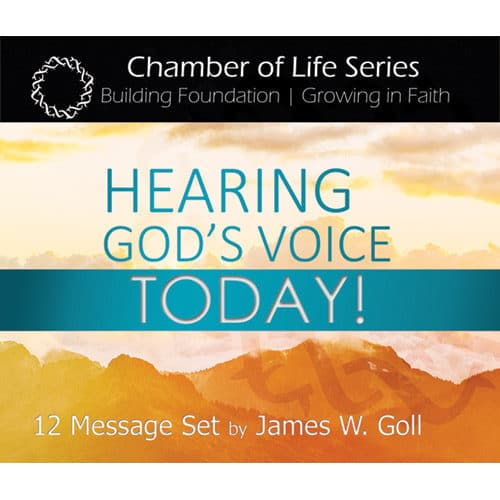 Hearing God's Voice Today Class