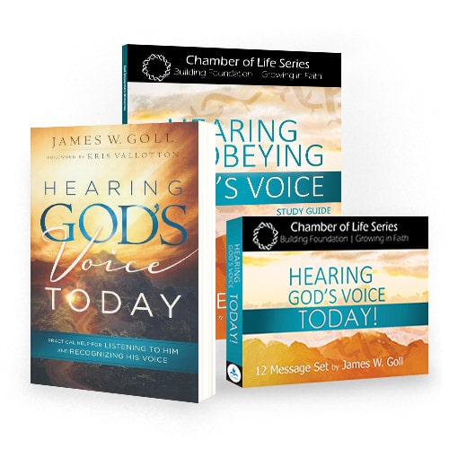 Hearing God's Voice Today Curriculum Kit