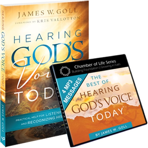 Hearing God's Voice Today Bundle