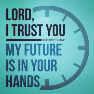 I Trust You Lord