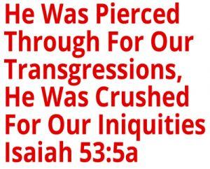 isa 53:5