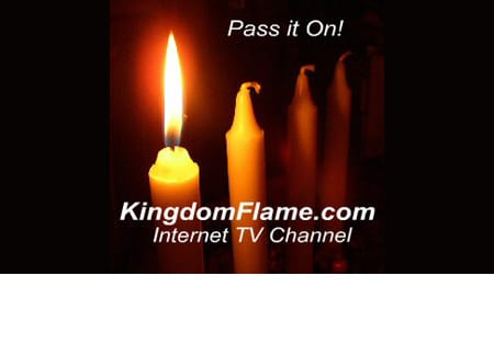 Kingdom Flame TV - Every Saturday evening