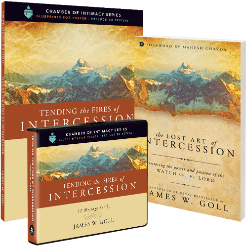 Tending the Fires of Intercession Kit