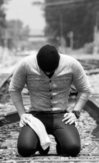 Kneeling Prayer