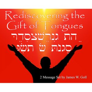 Rediscovering the Gift of Tongues