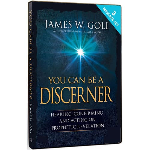 You Can Be a Discerner 3 Message Set
