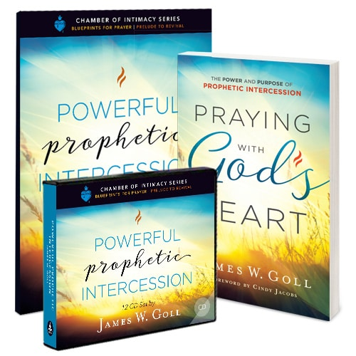 Powerful Prophetic Intercession Curriculum Kit