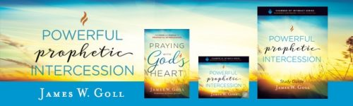 Powerful Prophetic Intercession Curriculum